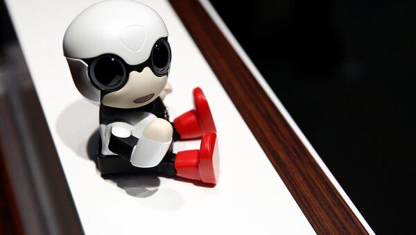 robot-em bé Kirobo Mini - Sputnik Việt Nam