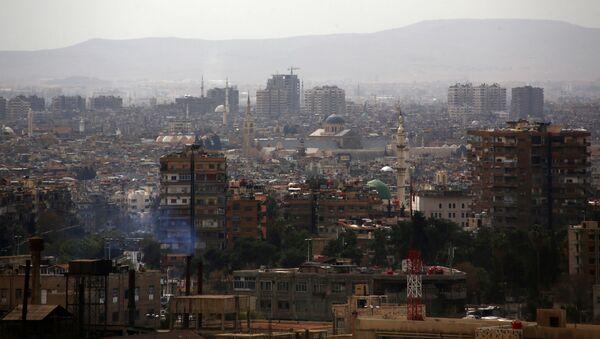 Tp. Damascus, Syria - Sputnik Việt Nam