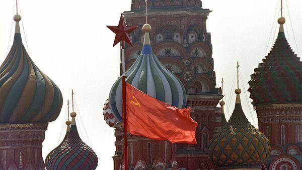 Quốc ky Liên Xô - Sputnik Việt Nam