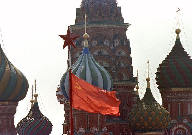 Quốc ky Liên Xô