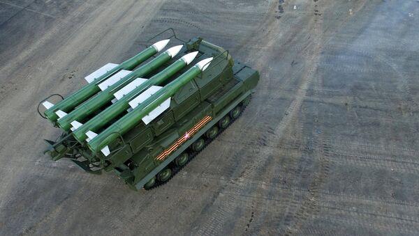 Hệ thống tên lửa phòng không Buk-M2 - Sputnik Việt Nam