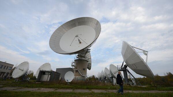Hệ thống điều khiển  vệ tinh ở Dubna  ̣(Nga) - Sputnik Việt Nam