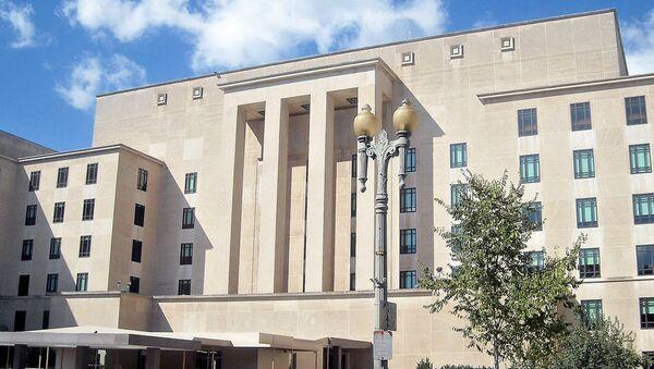 Штаб-квартира Государственного департамента США - Sputnik Việt Nam