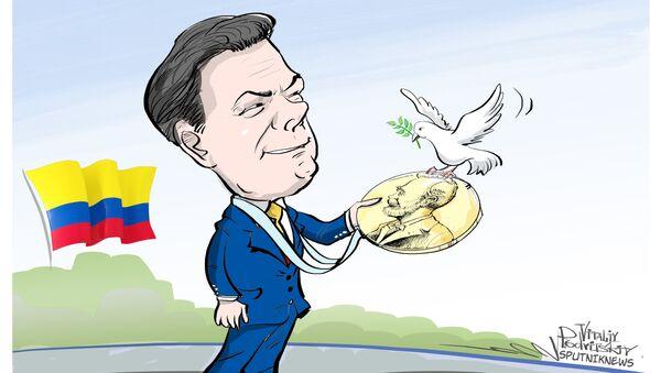 Giải Nobel cao quý - Sputnik Việt Nam
