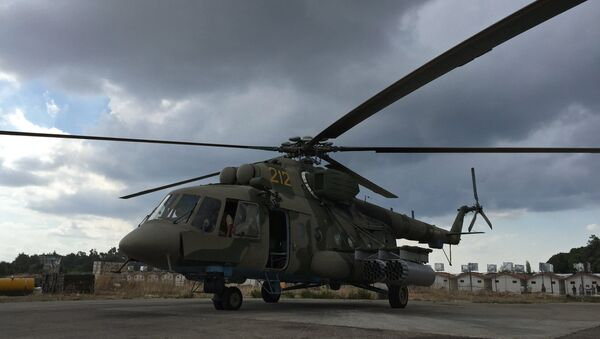 Mi-8AMShT - Sputnik Việt Nam