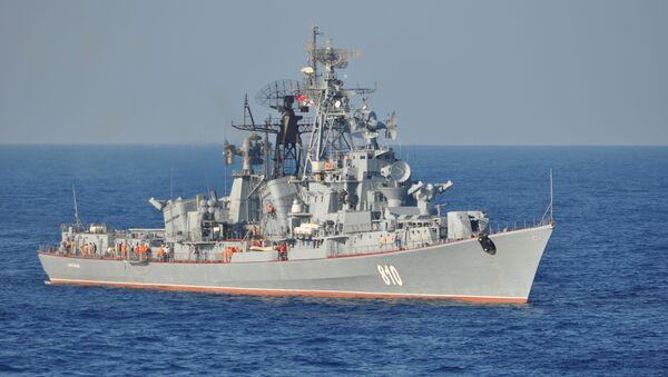 Корабль Черноморского флота ВМФ России - Sputnik Việt Nam