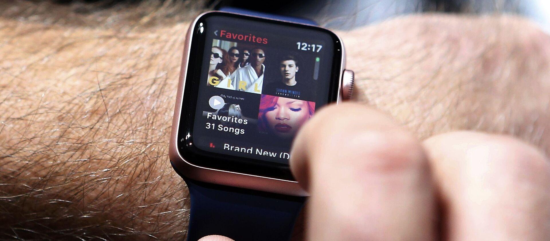 Apple Watch Series 2  - Sputnik Việt Nam, 1920, 29.12.2019