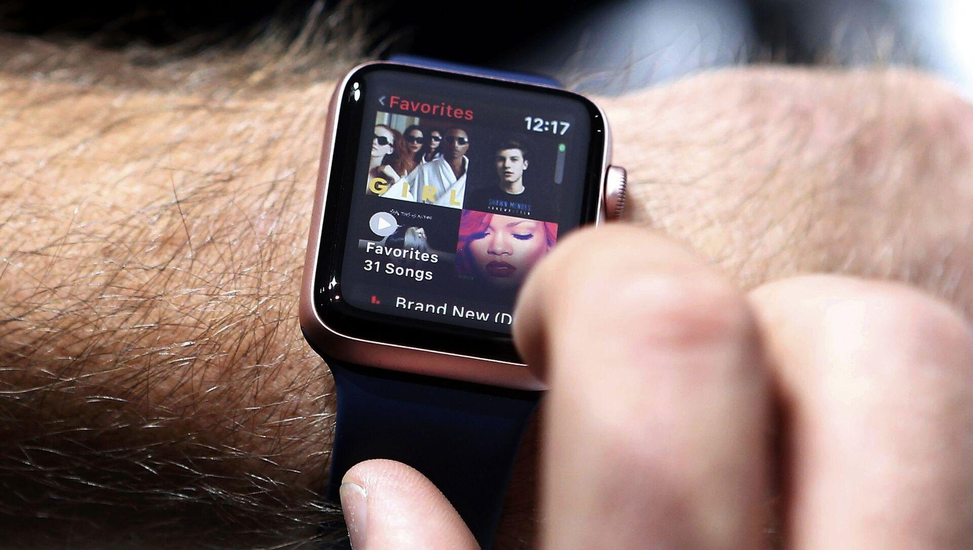 Apple Watch Series 2  - Sputnik Việt Nam, 1920, 27.03.2021