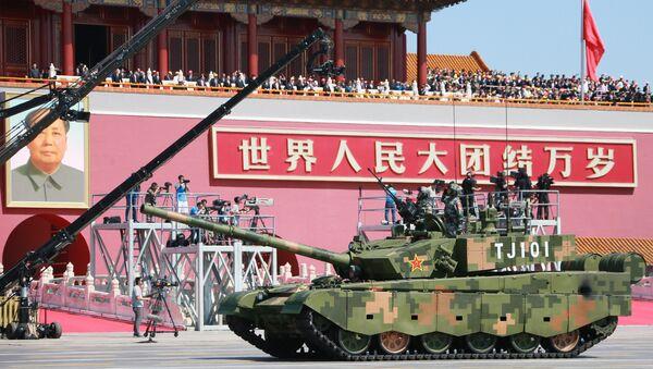 Xe tăng Type 99 A2 của Trung Quốc - Sputnik Việt Nam