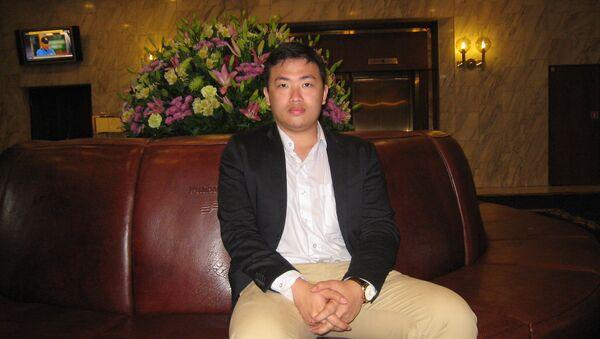 sinh viên MIFI Nguyễn Trị - Sputnik Việt Nam