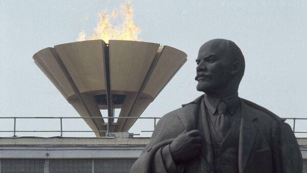 Tượng đài Vladimir Lenin - Sputnik Việt Nam