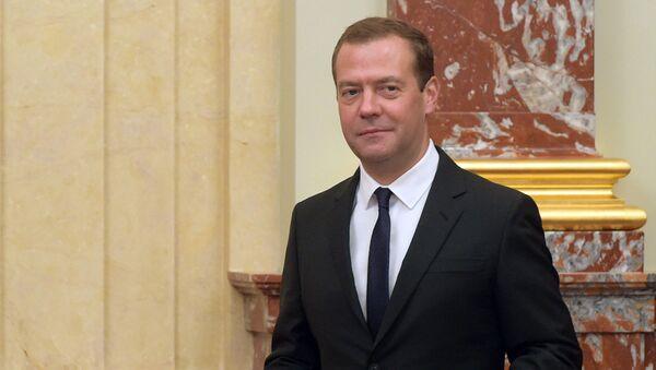 Thủ tướng Dmitry Medvedev - Sputnik Việt Nam