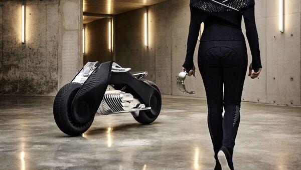 BMW Motorrad Vision Next 100 - Sputnik Việt Nam