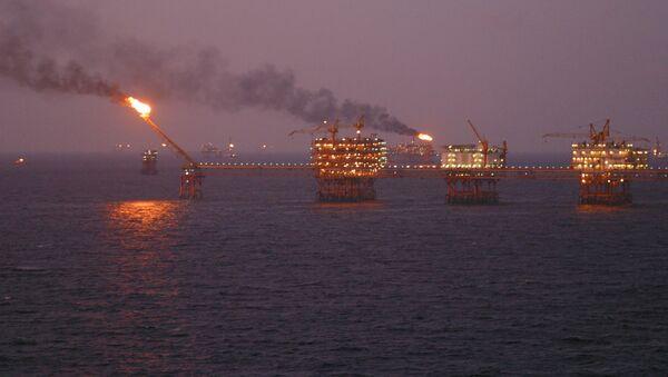 Mỏ dầu lớn Bạch Hổ - Sputnik Việt Nam