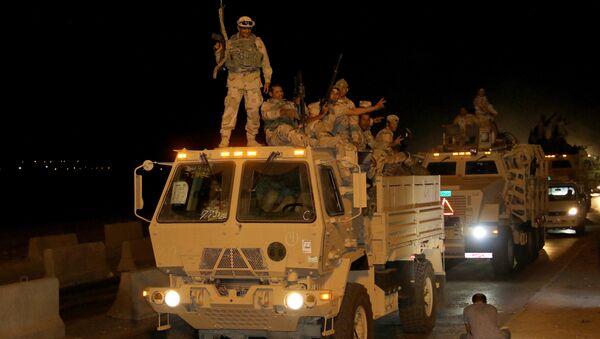 Quân đội Iraq chuển bị giải phóng Mosul - Sputnik Việt Nam