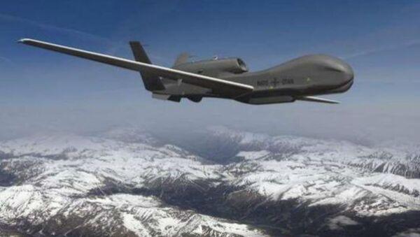 Northrop Grumman's RQ-4 Global Hawk - Sputnik Việt Nam