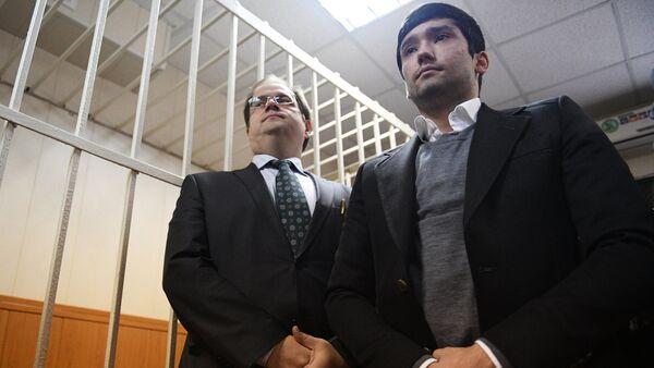 Ruslan Shamsuarov - con trai của Phó chủ tịch hãng Lukoil - Sputnik Việt Nam