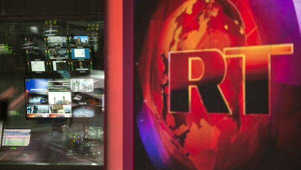 kênh truyền hình RT - Sputnik Việt Nam