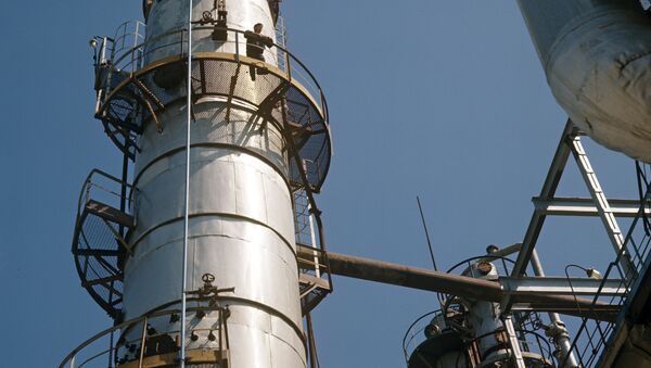 nhà máy lọc dầu - Sputnik Việt Nam
