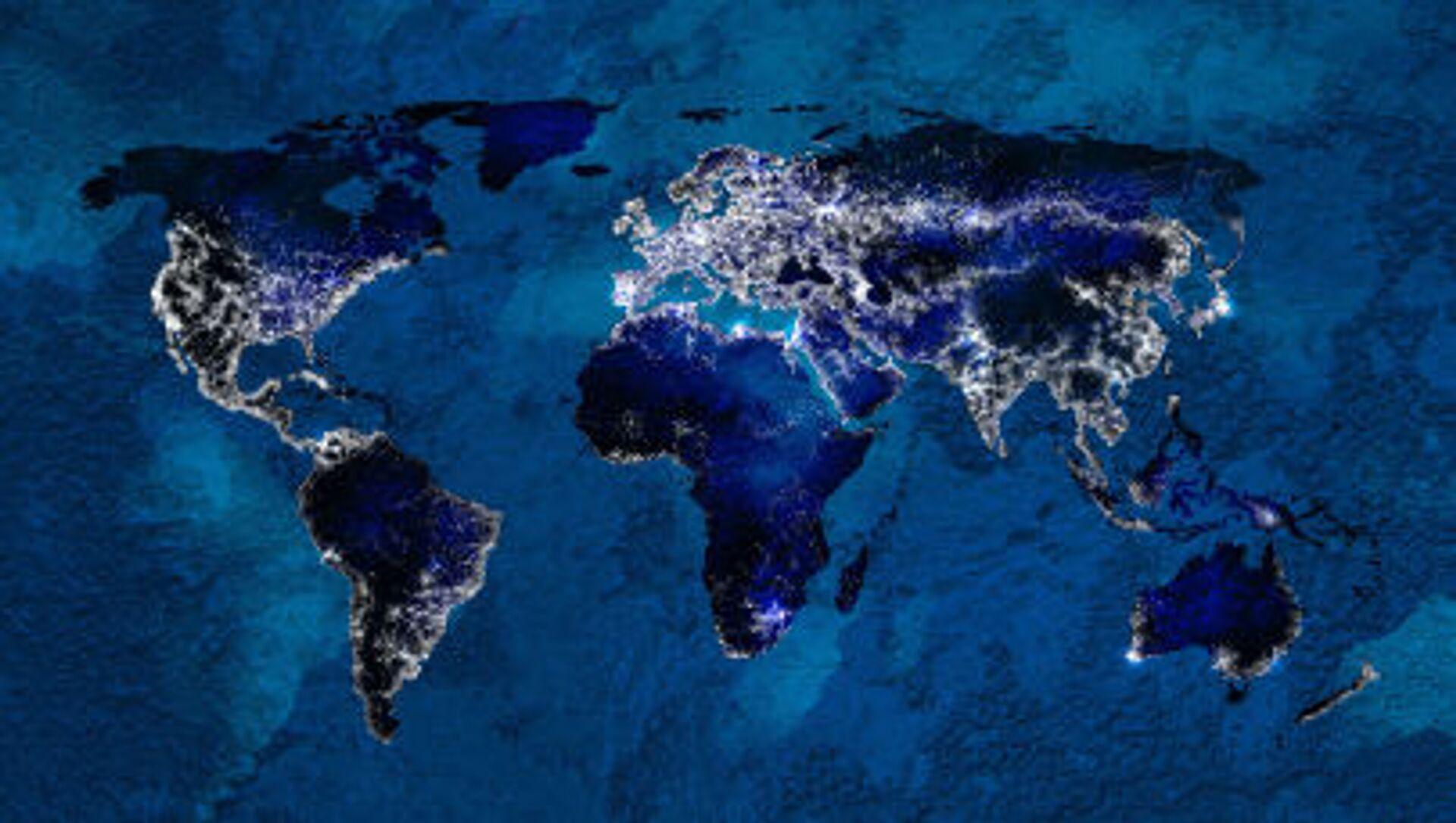 Hợp tác toàn cầu trên hành tinh Trái Đất - Sputnik Việt Nam, 1920, 20.05.2021