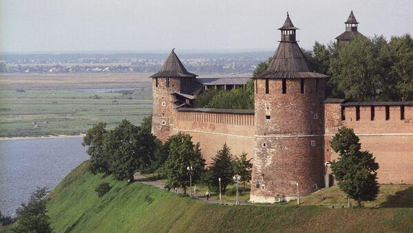 Kremlin Nizhny Novgorod - Sputnik Việt Nam