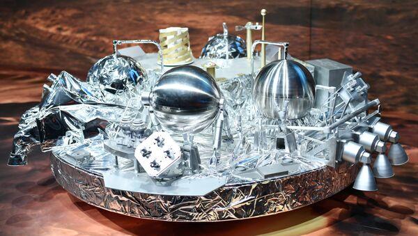 Robot đổ bộ Schiaparelli - Sputnik Việt Nam