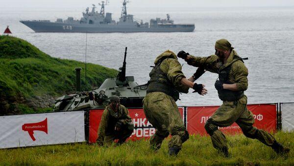 Ngày Lực lượng Đặc nhiệm Nga - Sputnik Việt Nam