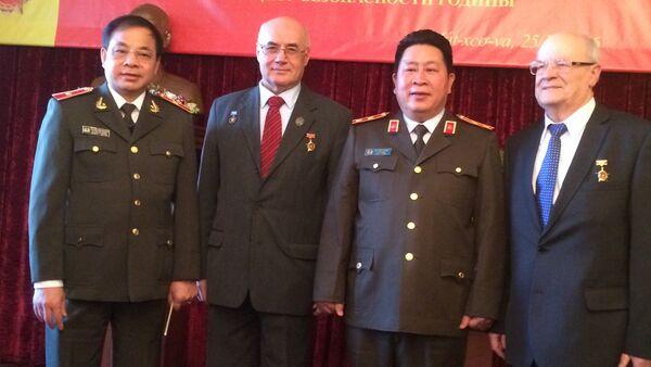 Trong lửa cháy tôi luyện nghĩa tình và sự hợp tác - Sputnik Việt Nam