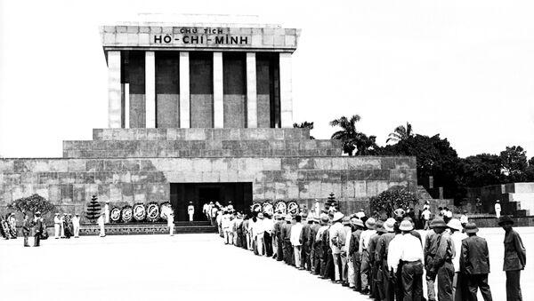 Lăng Chủ tịch Hồ Chí Minh - Sputnik Việt Nam