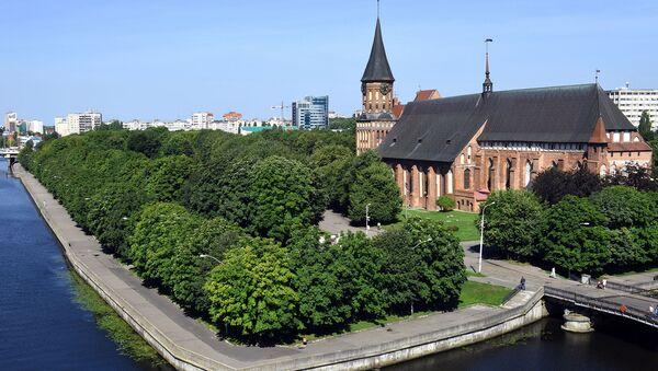 Tp. Kaliningrad - Sputnik Việt Nam