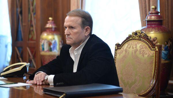 Viktor Medvedchuk  - Sputnik Việt Nam
