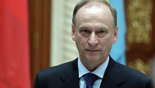 Tổng thư ký Hội đồng An ninh Nga  Nikolai Patrushev - Sputnik Việt Nam
