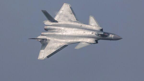 J-20 - Sputnik Việt Nam