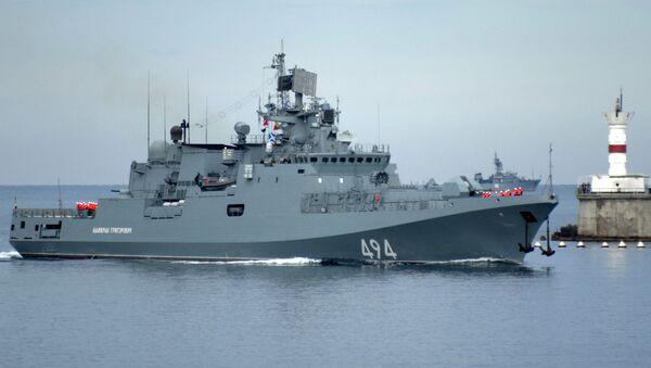 Tàu khu trục Đô đốc Grigorovich - Sputnik Việt Nam
