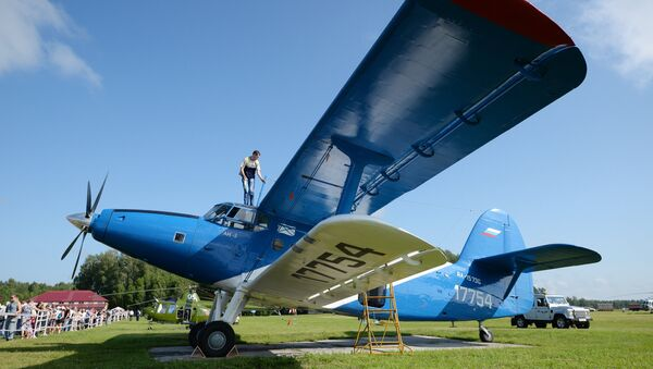 Viện Nghiên cứu Hàng không Siberia (SibNIA) ở Novosibirsk hiện đại hóa máy bay AN-2 - Sputnik Việt Nam