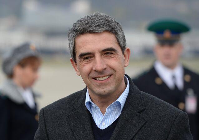 Tổng thống Bulgaria Rosen Plevneliev