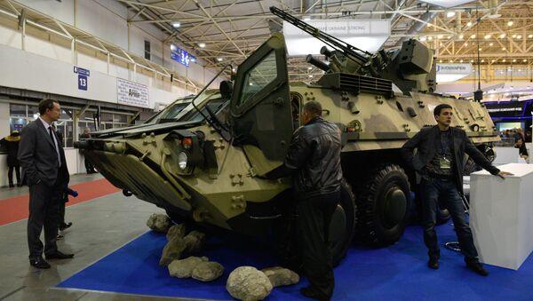 Ukroboronprom  BTR-4E - Sputnik Việt Nam