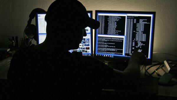 Компьютерный хакер - Sputnik Việt Nam