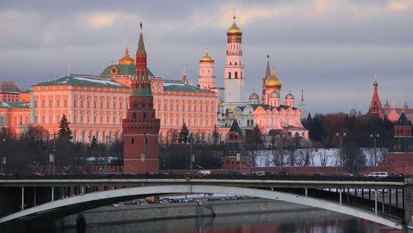 Quanh cảnh điện Kremlin ở Moskva - Sputnik Việt Nam