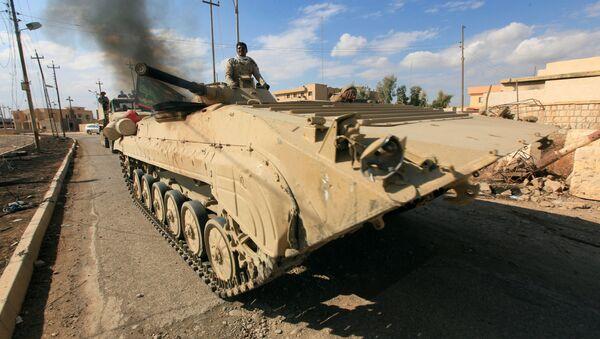 Chiến dịch đánh phiến quân IS giải phóng Mosul - Sputnik Việt Nam