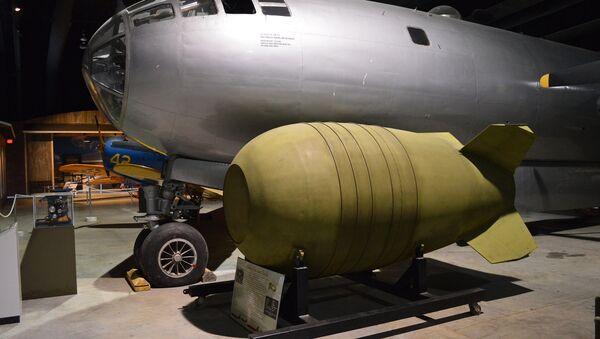 bom hạt nhân Mark 6 thiết kế trên cơ sở  Mark 4 - Sputnik Việt Nam