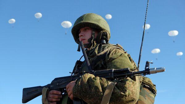 Lính nhả du Nga - Sputnik Việt Nam