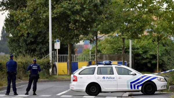 Cảnh sát Bỉ - Sputnik Việt Nam