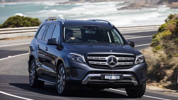Mercedes-Benz GLS - Sputnik Việt Nam