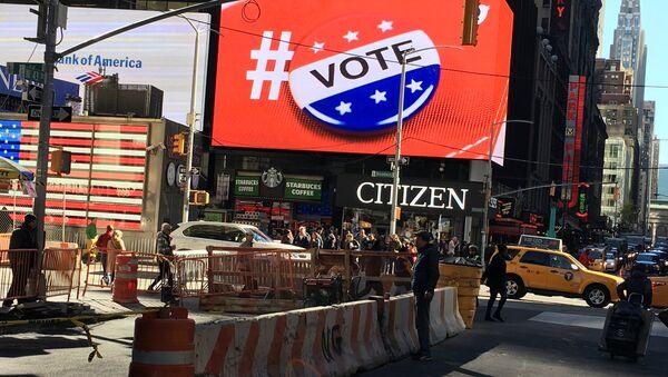 Cuộc bầu cử tổng thống và Quốc hội Mỹ - Sputnik Việt Nam