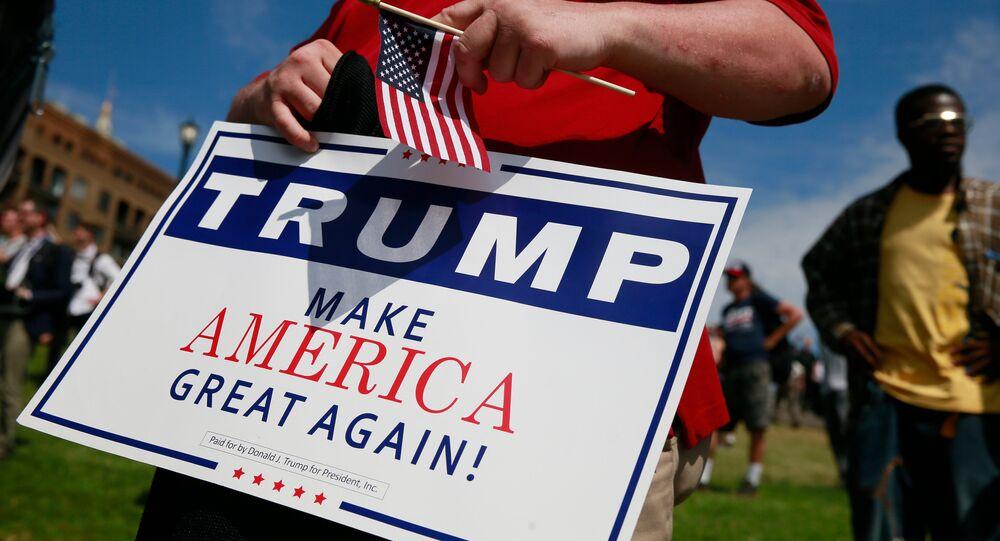 Cuộc bầu cử ở Mỹ