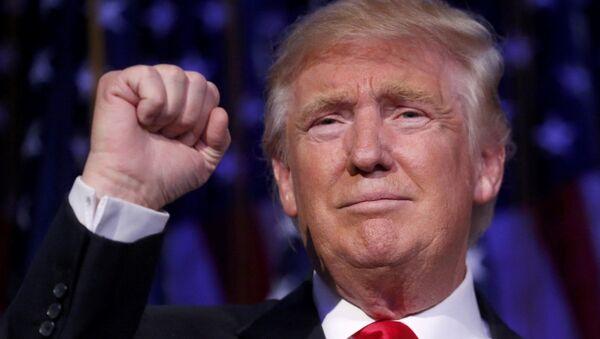 Donald Trump phát biểu mừng chiến thắng - Sputnik Việt Nam