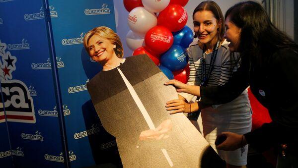 Cuộc bầu cử ở Mỹ - Sputnik Việt Nam