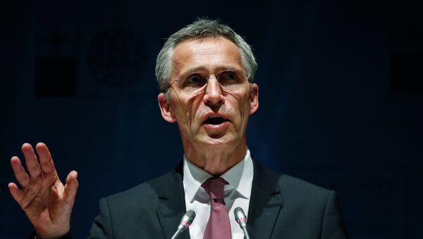 Secretary General of NATO, Jens Stoltenberg - Sputnik Việt Nam
