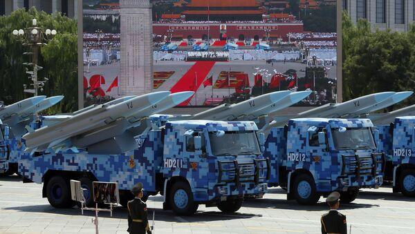 Tên lửa Trung Quốc - Sputnik Việt Nam